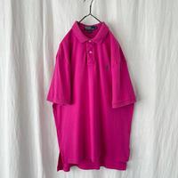 """ Polo Ralph Lauren "" S/S Cotton Polo Shirts"