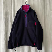 """1989 """" Patagonia """" Glissades Reversible Pullover Jacket made in usa"""