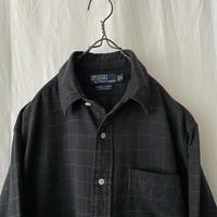 """ Polo Ralph Lauren "" "" LOWELL SPORT "" Cotton Check Shirts"