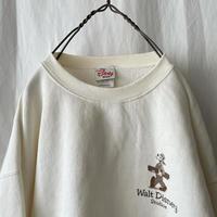 """ Walt Disney Studios "" Printed Sweat Shirts  made in usa"