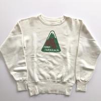 "50-60′s "" Champion "" Runners-tag 染み込み Printed Sweat Shirts"