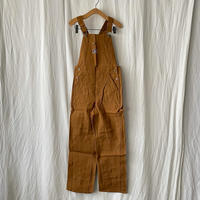 "90′s Deadstock "" BEN DAVIS "" Overall made in usa W28/L30"