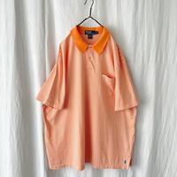 ▪️ Polo Ralph Lauren Orange Cotton Border Polo Shirts ▪️