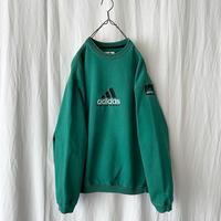 "90′s "" adidas "" 刺繍 Sweat Shirts"