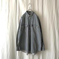 "80-90′s "" PEPE ""Cotton Striped Shirts"