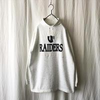 "90′s "" RAIDERS "" Mock-neck Sweat Shirts"
