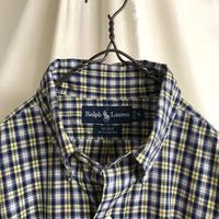 """ Polo  Ralph Lauren "" "" BLAKE "" S/S Check Shirts"