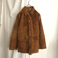 """ orslow "" Leather Utility Coverall size 1"