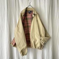 """ Polo Ralph Lauren "" Cotton Swing Top Flannel Check Liner"