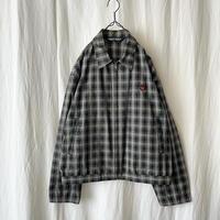 """90′s """" POLO GOLF """" Cotton Check Swing Top"""