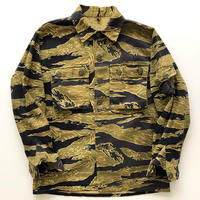 60′s US ARMY Gold Pattern Tiger Striped Shirts