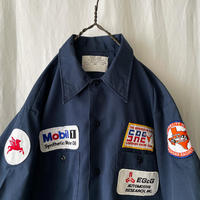 """"""" Mobil """" S/S Work Shirts"""