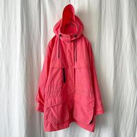 "80′s "" Eddie Bauer "" Salmon Pink Mountain Jacket"