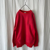 """80′s """" Champion × BRITGHES Great Outdoors Shop """" R/W Sweat Shirts"""