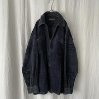 "▪️ "" TRIBES "" Corduroy Zip-up Shirts ▪️"