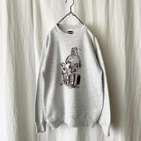 90′s Printed Sweat Shirts