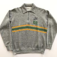 "Vintage "" NIKE ″ Half-zip Pullover Sweat Shirts"