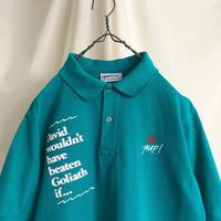 """80-90's """" Apple Computer  """" Polo Shirts"""