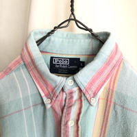 """"""" Polo by Ralph Lauren """" Cotton Flannel Check Shirts"""