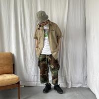 """ RED KAP "" "" LOCKTON "" S/S 刺繍 Work Shirts"