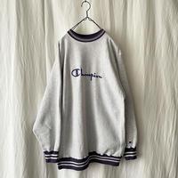 "90′s "" Champion "" R/W 刺繍 Sweat Shirts made in usa"