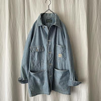 """90′s """" POLO COUNTRY """" HBT Coverall Jacket"""
