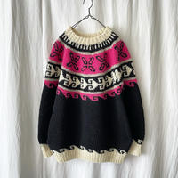 70-80′s Hand Knit