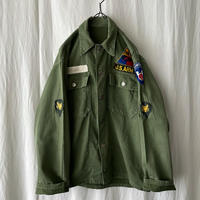 "50′s "" US ARMY "" 13 STAR Military Shirts with Stencil"