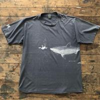 "1984 ""Great White Shark "" T-Shirts"