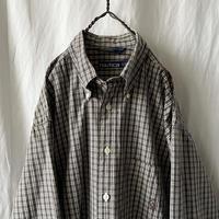 """"""" nautica """" Cotton Check Shirts"""