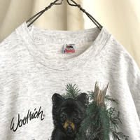 """90′s  """" Woolrich """" Printed T-Shirts"""