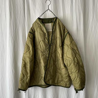 Military Liner Quilting Jacket