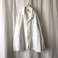 40-50′s White Cotton Jacket