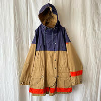 "90′s "" POLO COUNTRY "" Cotton Mountain Parka With Cotton Flannel Liner"