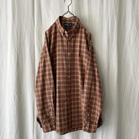 "Polo Ralph Lauren "" MCMEEL "" Cotton Check Shirts"