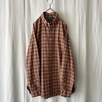 "Polo Ralph Lauren "" MCMEEL "" Cotton Check Shirts"