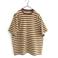 70′s HANG TEN Pile Multi Border T-Shirts