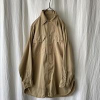 WWⅡ Cotton Khaki Shirts