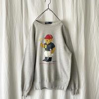 "90′s "" POLO BEAR by Ralph Lauren "" Sweat Shirts"