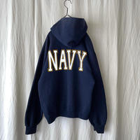 """ US NAVY "" Reflector Sweat Parka made in usa"