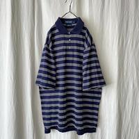""" POLO GOLF by Ralph Lauren "" 100% Pima Cotton S/S Border Polo Shirts"