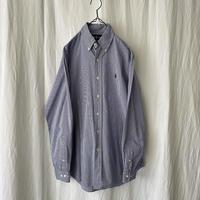 """ Polo Ralph Lauren "" "" CLASSIC FIT "" Cotton Check Shirts"