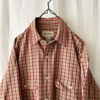 """"""" Eddie Bauer """" Cotton Check Shirts"""
