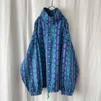 "▪️ 90's "" CHEETAH ""  Half-zip Pullover Sweat-Shirts ▪️"