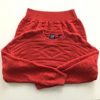 "90′s "" GAP "" Ramie × Cotton Knit"