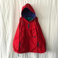 "80′s "" Columbia "" Nylon Pullover Jacket"