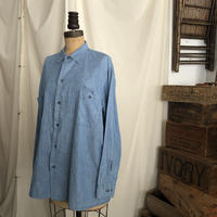 Vintage Cotton Chambray Shirts