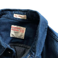 "60′s "" Stone Cutter "" Denim Work Shirts"