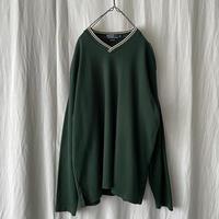 """90′s """" Polo Ralph Lauren """" V-neck Cotton L/S"""