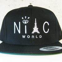 NIAC WORLD CAP CUSTOM
